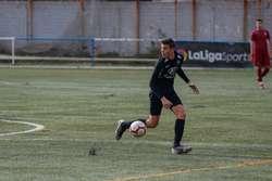 Sergio Arribas, joven lateral de Hyundai.