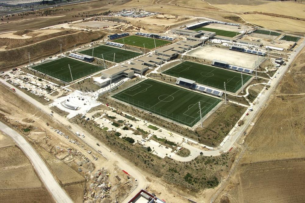 Ciudad deportiva del Real Madrid