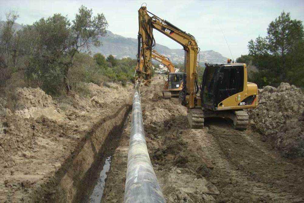 Gasificación provincia de Alicante