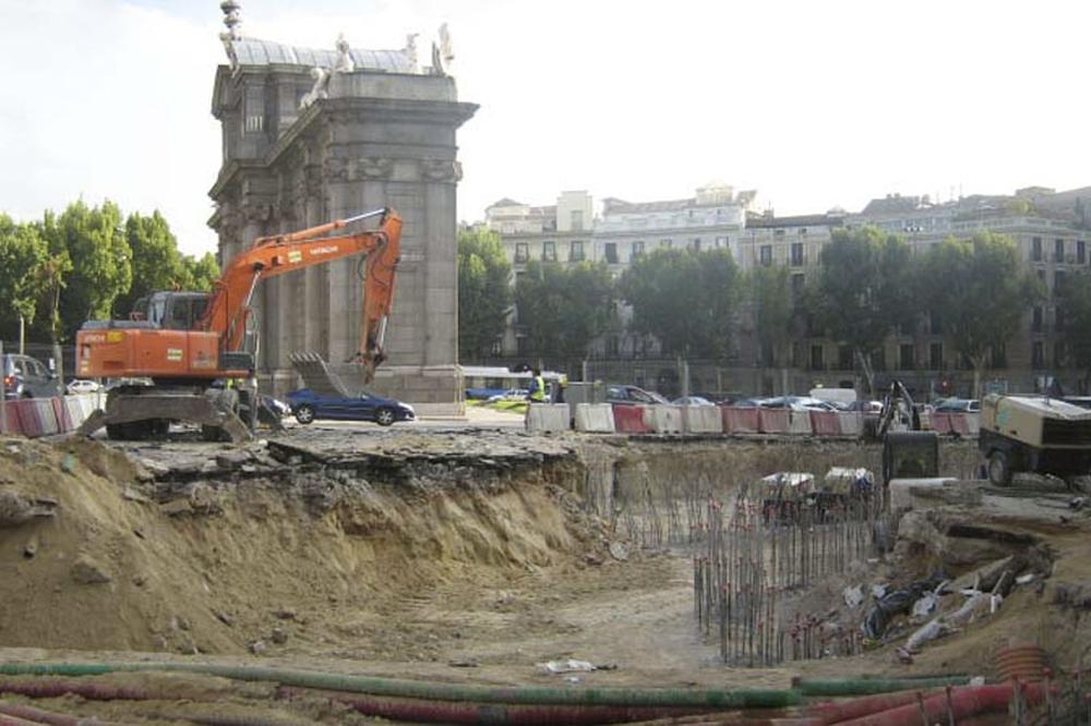 Remodelación Calle Serrano (Madrid)