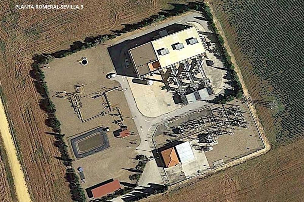 Explotación yacimientos de gas natural