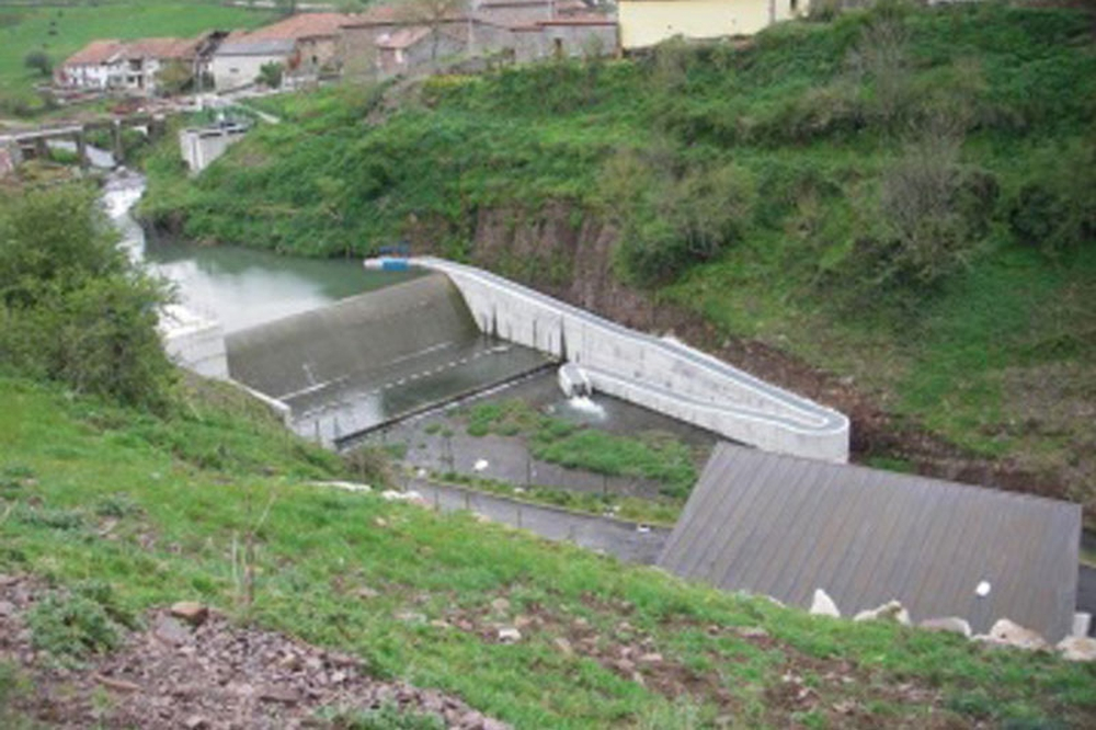 Abastecimiento de aguas a Santander
