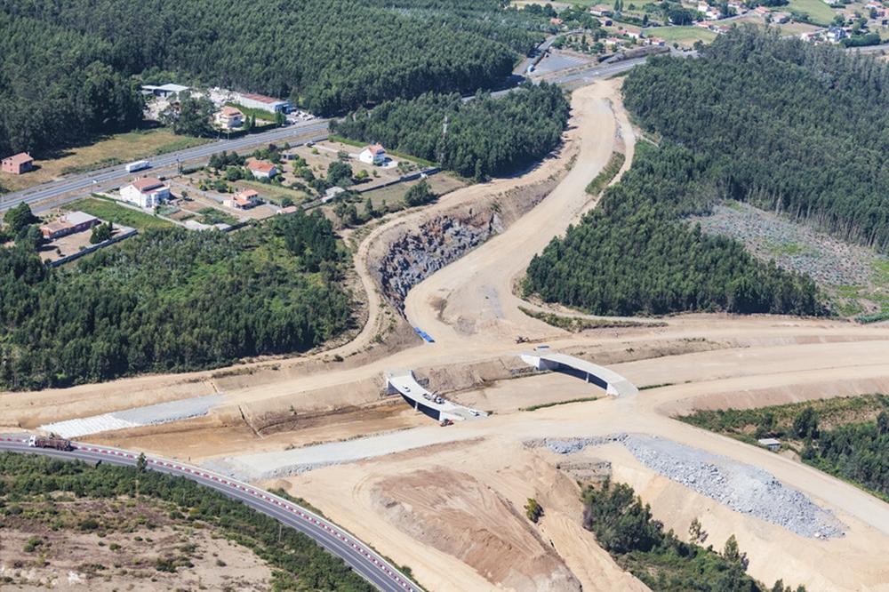 Autovía de Lavacolla (A Coruña)