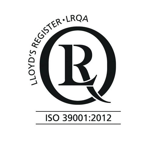 CERTIFICADO ISO 2012